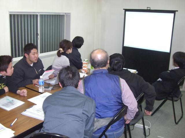日本語指導セミナー_d0085634_20395337.jpg