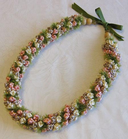 Crochet 3 roses クロシェット 3ローズ_c0196240_9145846.jpg