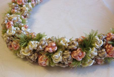 Crochet 3 roses クロシェット 3ローズ_c0196240_915869.jpg