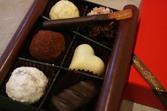 チョコレートができました!_e0045565_23183730.jpg