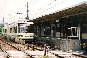 広島電鉄宮島線 広電廿日市駅_e0030537_1291078.jpg