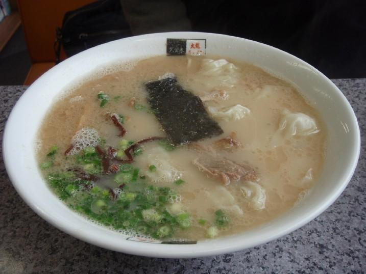 四国経由の九州旅行 んまいもん編_f0128542_23203794.jpg