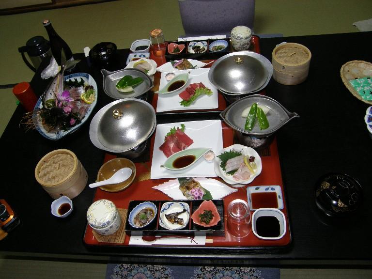 四国経由の九州旅行 んまいもん編_f0128542_2394610.jpg