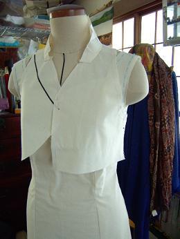 """ウェディングも""""自分スタイル"""" スーツ&ドレス(トワル)&ディレクターズスーツ 編_c0177259_18133952.jpg"""
