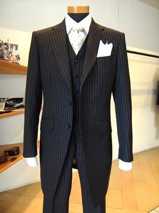 """ウェディングも""""自分スタイル"""" スーツ&ドレス(トワル)&ディレクターズスーツ 編_c0177259_18201131.jpg"""