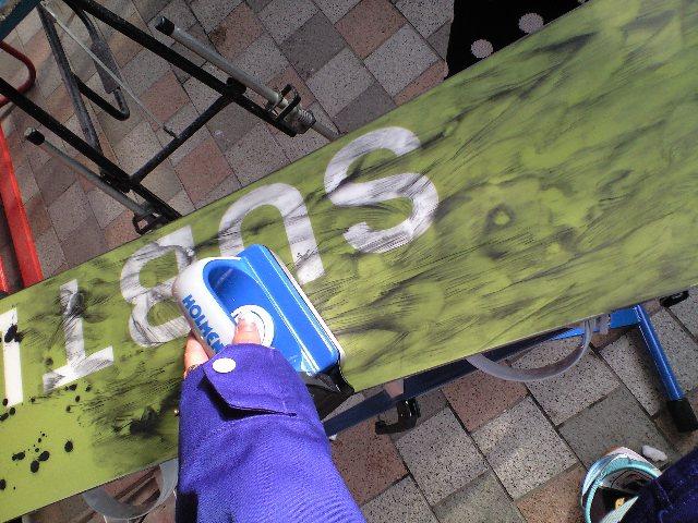 ワックス塗り塗り_c0151965_17564677.jpg