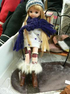 おしゃれなリカちゃん_e0163296_1383367.jpg