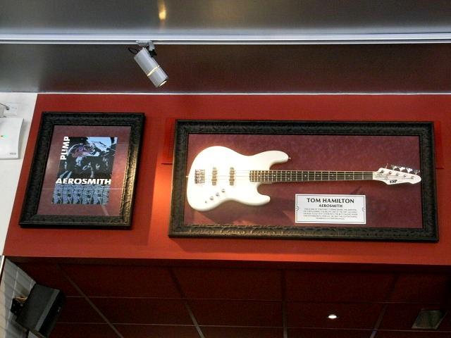 ノルウェー (44) ハードロック・カフェ Aerosmithを聴きながら・・・_c0011649_533398.jpg