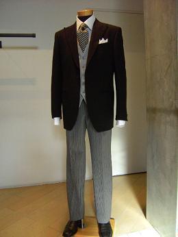 """ウェディングも""""自分スタイル"""" スーツ&ドレス(トワル)&ディレクターズスーツ 編_c0177259_1840370.jpg"""
