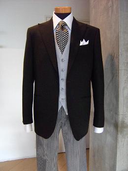 """ウェディングも""""自分スタイル"""" スーツ&ドレス(トワル)&ディレクターズスーツ 編_c0177259_19344845.jpg"""