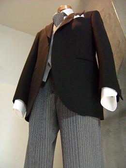 """ウェディングも""""自分スタイル"""" スーツ&ドレス(トワル)&ディレクターズスーツ 編_c0177259_21232948.jpg"""