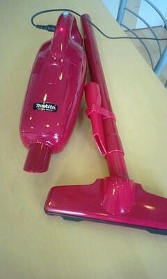 赤い掃除機_f0180576_14185319.jpg