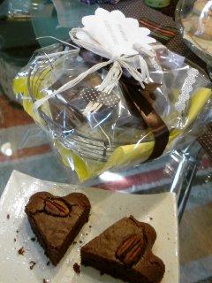 miktty\'s kitchen St.Valentine special~ブラウニー編~_f0177295_15273733.jpg