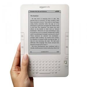米Amazonが発表直前の「Kindle 2」_c0036012_131924.jpg
