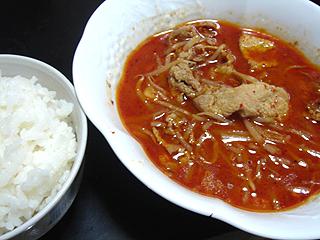辛味噌肉もやし炒め_c0025217_00225.jpg