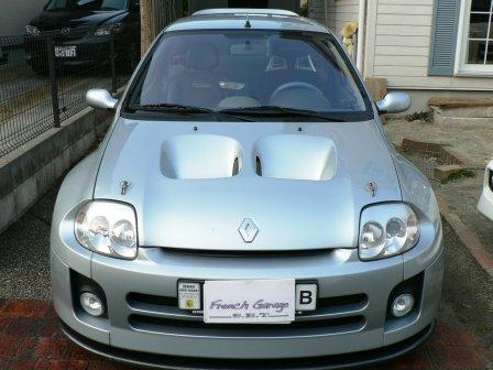 Clio RS V6 譲ります!_b0144624_2052869.jpg