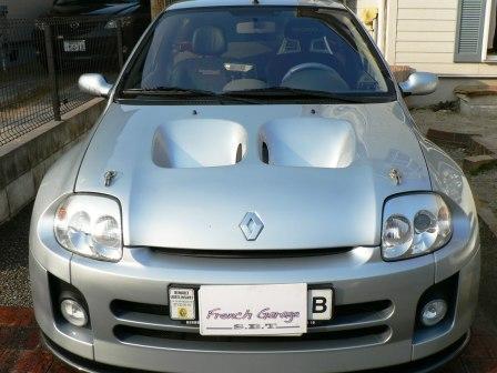 Clio RS V6 譲ります!_b0144624_2093525.jpg