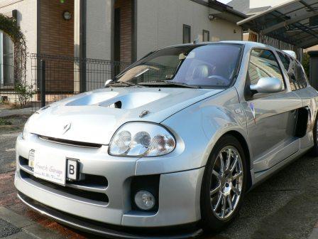 Clio RS V6 譲ります!_b0144624_209997.jpg