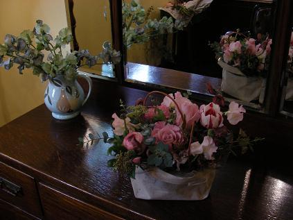 お花の教室開催!_e0149863_18372745.jpg