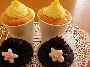 デコレーションカップケーキ_b0102217_21124427.jpg