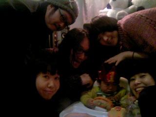誕生日祭 YUKARI_c0130623_9564289.jpg