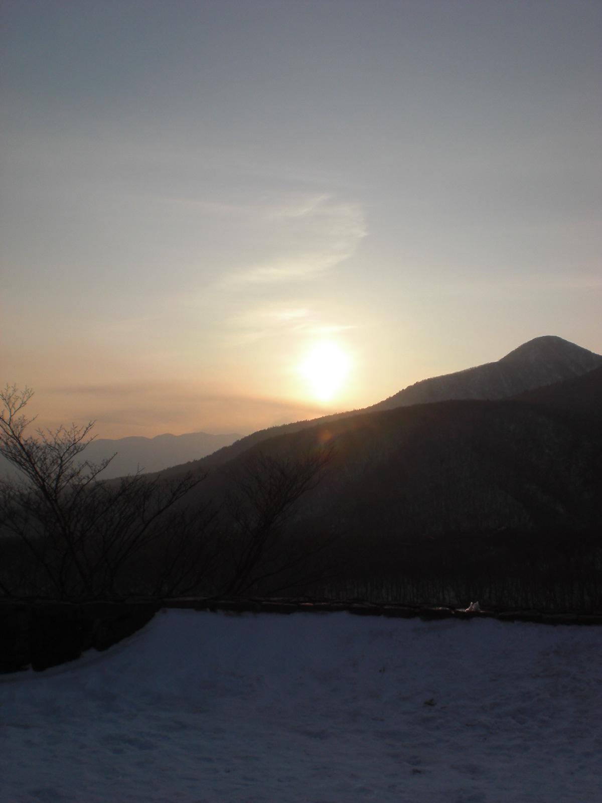 那須の雪景色_c0168433_982563.jpg