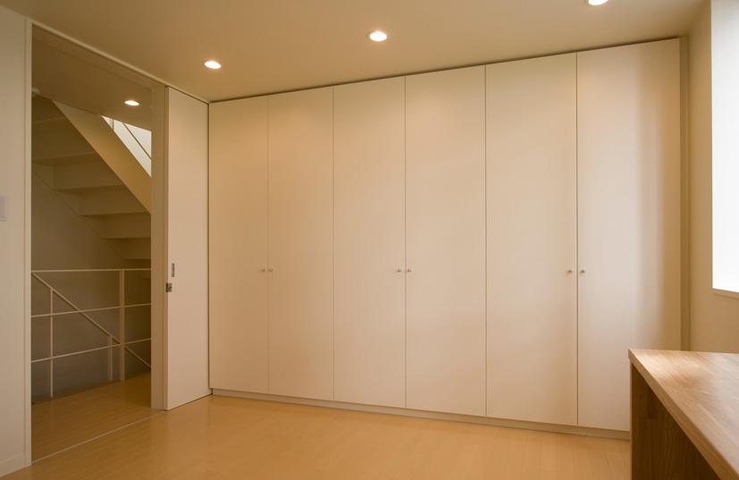 ライトコートの家 2 狭小住宅 建築家 シンプルなデザイン _e0127948_13592445.jpg