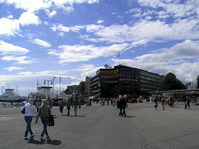 ノルウェー (45)     オスロ港・散策 その1_c0011649_5152799.jpg