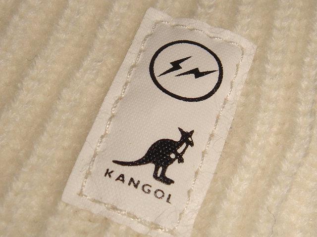 KANGOL × fragment design_f0011179_22413188.jpg