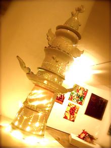 NY 豚足 「Hideminy♥New York」陶芸家のプロフィール*_a0110515_1041310.jpg