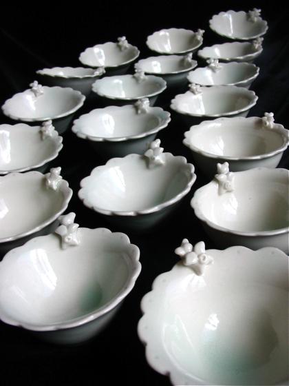 NY 豚足 「Hideminy♥New York」陶芸家のプロフィール*_a0110515_983942.jpg