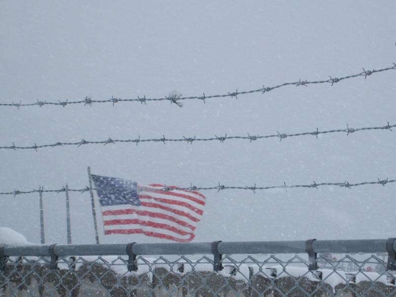 901) 小樽港 「米国第7艦隊所属 イージス駆逐艦『フィッツジェラルド』」 2009年2月8日_f0126829_1328553.jpg