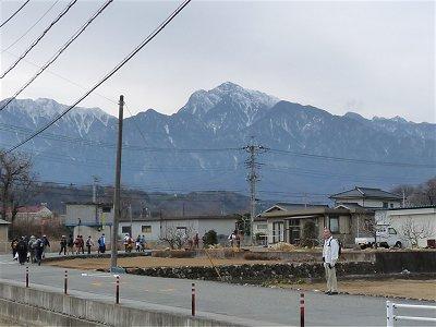 八ケ岳がお出迎え_f0019247_1247110.jpg