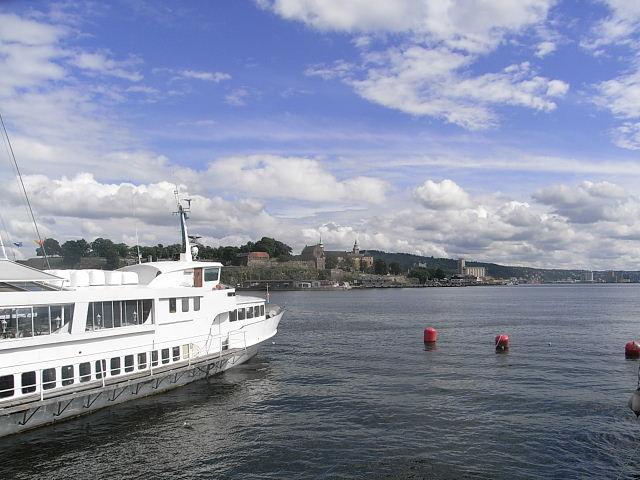 ノルウェー (46)     オスロ港・散策 その2_c0011649_7181760.jpg