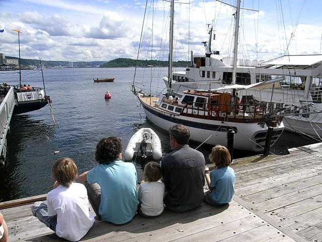 ノルウェー (46)     オスロ港・散策 その2_c0011649_7493719.jpg