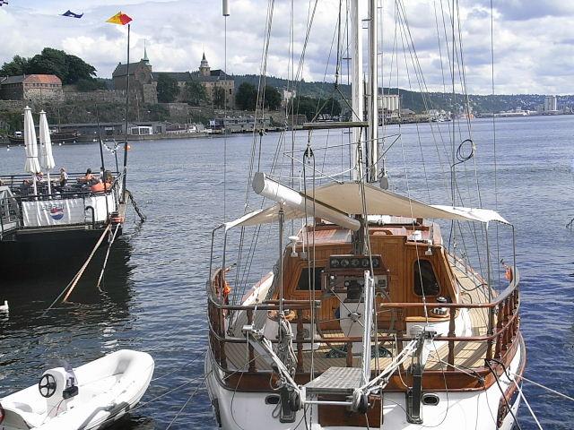 ノルウェー (46)     オスロ港・散策 その2_c0011649_753151.jpg