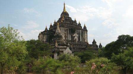 タビニュ寺院 - Thatbyinnyu Temple_c0199460_13365444.jpg