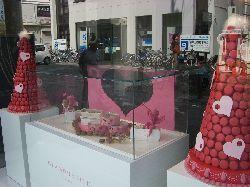 岡本でピエール・エルメなケーキを。_c0005672_22491658.jpg