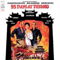 55 Days at Peking by Dimitri Tiomkin (OST)_f0147840_16192362.jpg