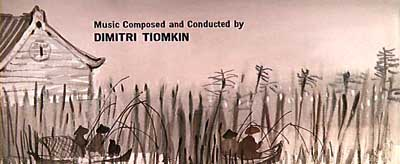 55 Days at Peking by Dimitri Tiomkin (OST)_f0147840_174797.jpg