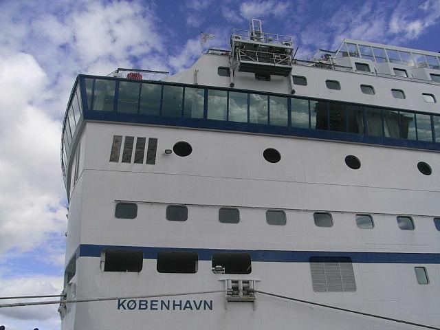 ノルウェー (47)     オスロ港・出港・・・・さらばノルウェー_c0011649_23403461.jpg