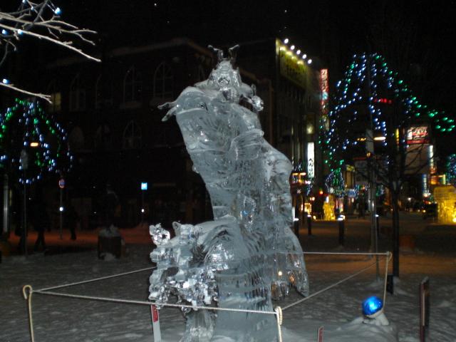 雪祭り②_e0126302_2072428.jpg
