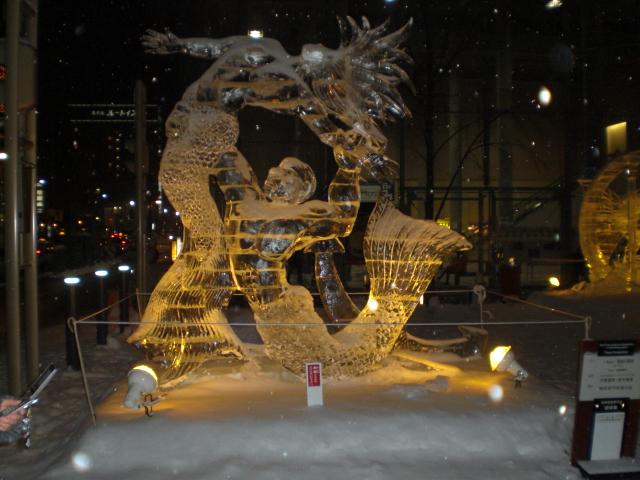 雪祭り②_e0126302_2082875.jpg