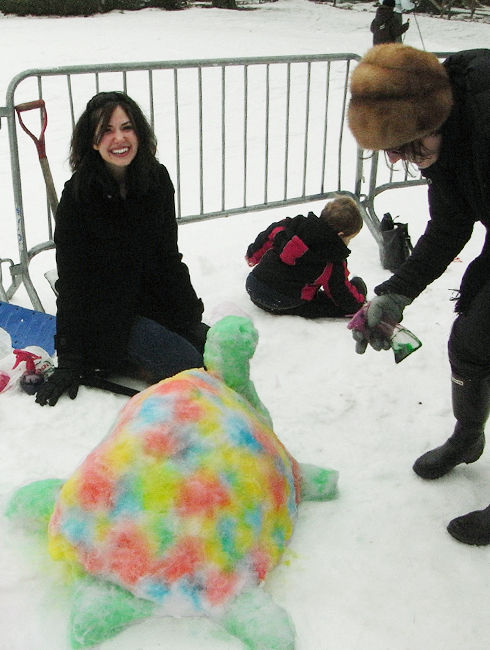 雪像コンテスト Winter Jam NYC 2009 (その4)_b0007805_9421979.jpg