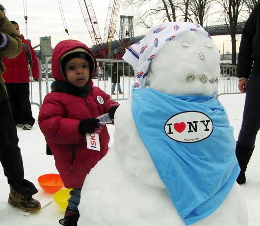 雪像コンテスト Winter Jam NYC 2009 (その4)_b0007805_9435119.jpg