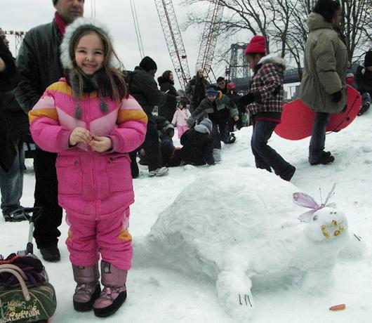雪像コンテスト Winter Jam NYC 2009 (その4)_b0007805_9442420.jpg