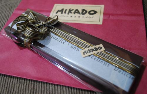 MIKADOのタブレット・ショコラ_c0177814_15435797.jpg