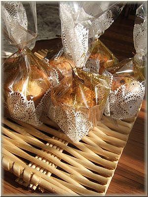 チョコバナナカップケーキ♪_b0147722_005255.jpg