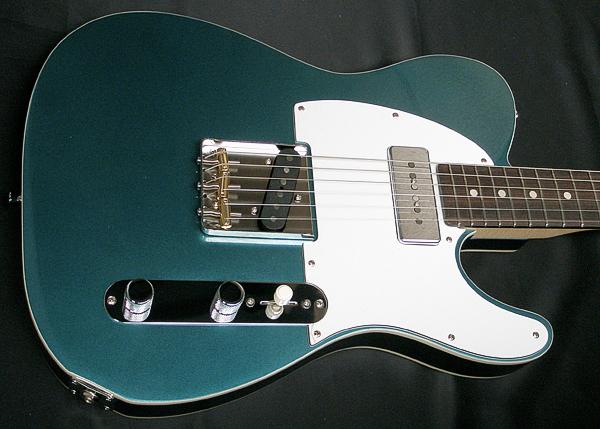 明日、「Teal Green MetallicのStandard-T」を発売します!_e0053731_17312470.jpg