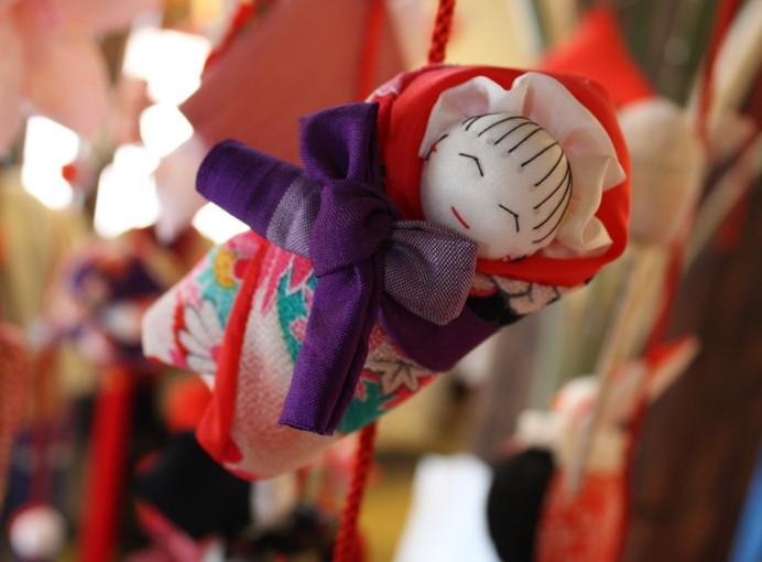 ピンク薔薇のヘアコーム_a0094675_2011478.jpg